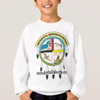MMDC logo with website Sweatshirt