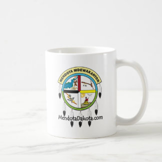 MMDC Mendota Dakota Logo and Webs Coffee Mug