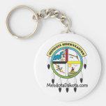 MMDC Mendota Dakota Logo and Webs Keychains