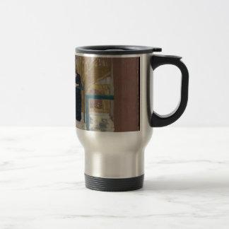 Mme Vuillard in a Set Designer's Studio Travel Mug