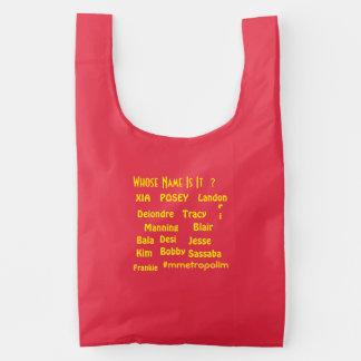 MMetropolim BAGGU Reusable Tote Bag