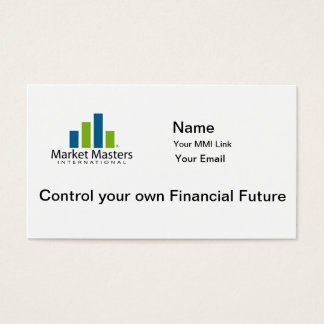 MMI Market Masters Int Business Card