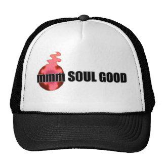 Mmm alma buena - comedor del alma gorras de camionero