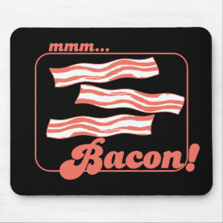 Mmm Bacon Mouse Pad