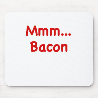 Mmm... Bacon Mouse Pad