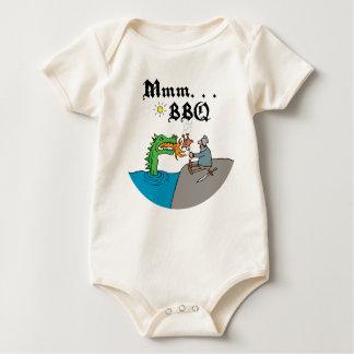 Mmm. . . BBQ Baby Bodysuit