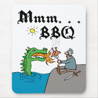 Mmm. . . BBQ Mouse Pad