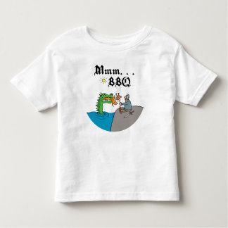 Mmm. . . BBQ Toddler T-shirt