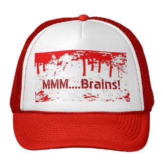 MMM Brains Hat