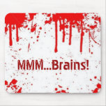 MMM...Brains Mousepad