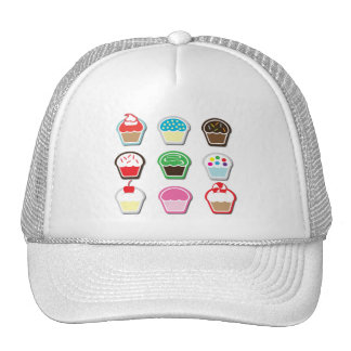 Mmm, Cupcakes! Trucker Hat