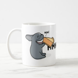 Mmm...Pie Frenchie Coffee Mug