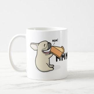 Mmm...Pie Frenchie [tan] Mug