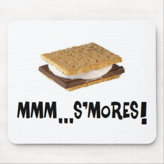 mmm...s'mores! mouse pad