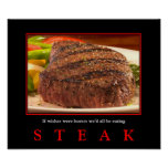 MMM...  STEAK!    sutible for portfolio and small Print
