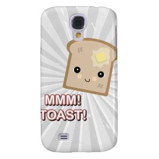 mmm toast samsung s4 case