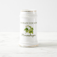 Mmmhops Ipa Beer Stein at Zazzle