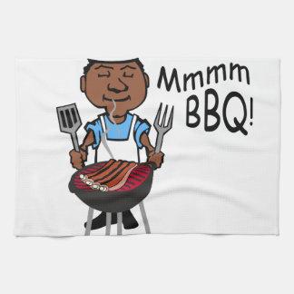 Mmmm BBQ! Kitchen Towels