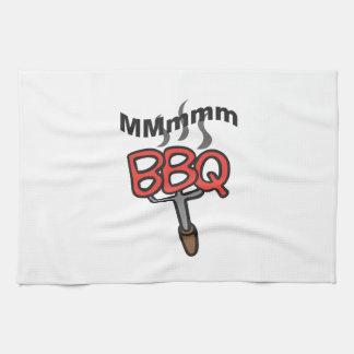 MMMM BBQ TOALLAS