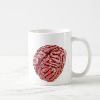 Mmmm .... BRAINS! Coffee Mugs
