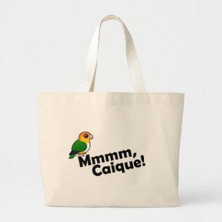 Mmmm, Caique! Tote Bag
