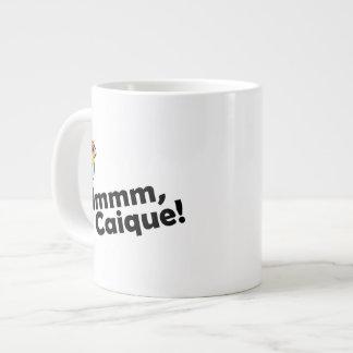 Mmmm, Caique! Giant Coffee Mug