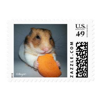 Mmmm Carrots! Postage