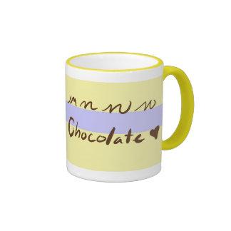 mmmm choclate mug
