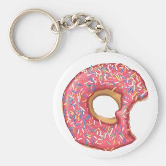 Mmmm - Donut Keychain