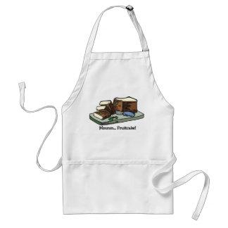 Mmmm Fruitcake apron