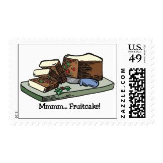 Mmmm Fruitcake stamps