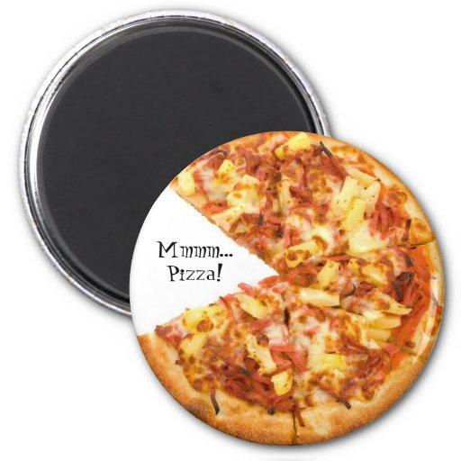 Mmmm... Pizza Magnet
