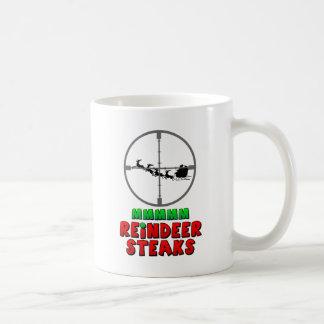 Mmmm… Reindeer Steaks Mug