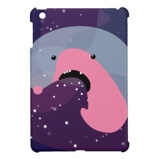 Mmmm Space Om nom nom Cover For The iPad Mini