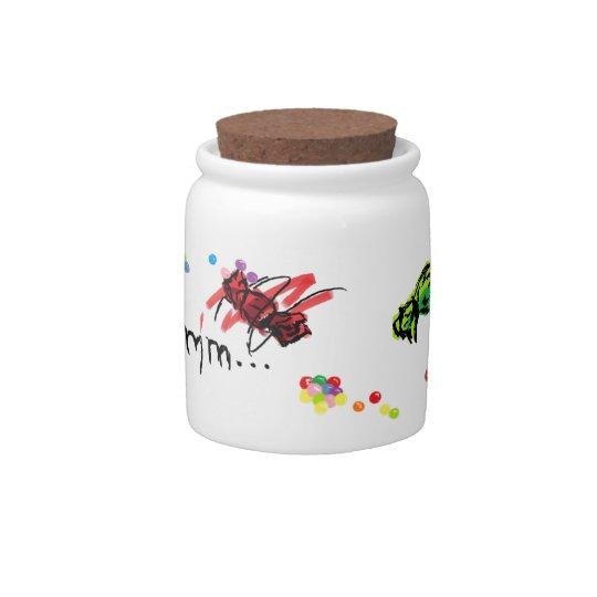 Mmmm... Sweet jar x Candy Dishes
