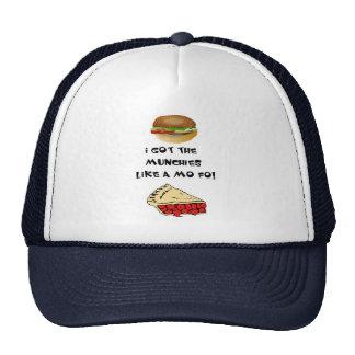 mmmm! trucker hat