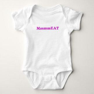 Mmmmeat Baby Bodysuit