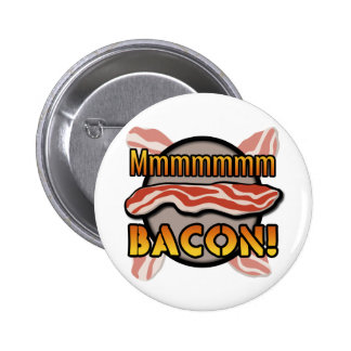 Mmmmm, Bacon Button