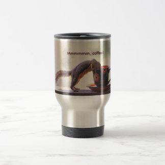 Mmmmmm, Coffee! Travel Mug