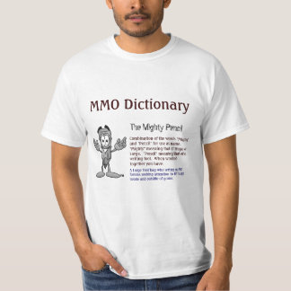 MMO Dictionary, The Mig... T-Shirt