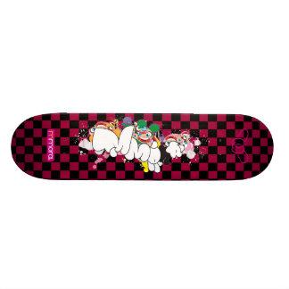 mmora graph abstract skate deck