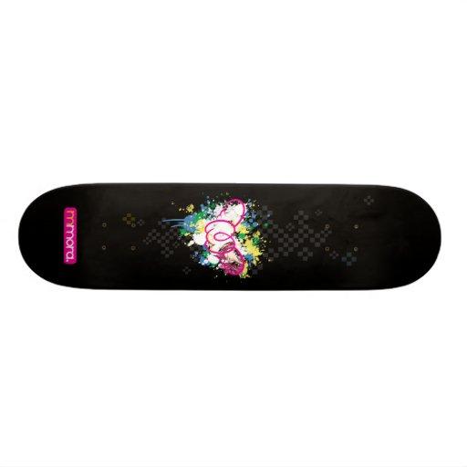 "mmora™  ""Ummi Supreme"" Board Skate Board Deck"