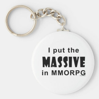 MMORPG masivo Llaveros