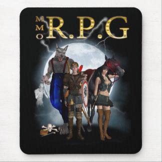 MMORPG - MMORPG - Fan Mousepad del juego