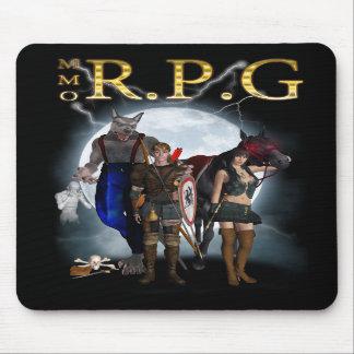 MMORPG - MMORPG - Game Fan Mousepad