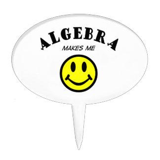 MMS: Álgebra Figura Para Tarta