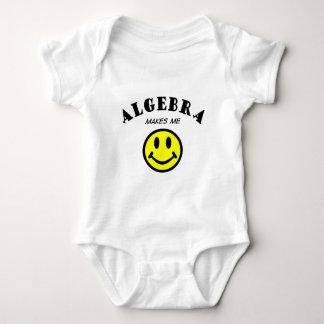 MMS: Algebra Baby Bodysuit