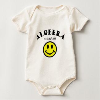 MMS: Algebra Baby Bodysuits