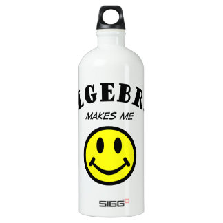 MMS: Álgebra Botella De Agua