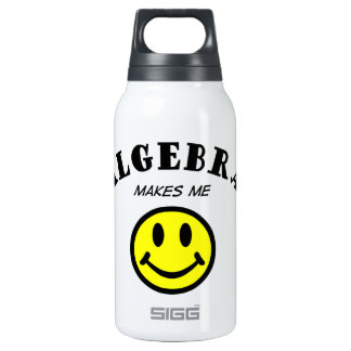 MMS: Álgebra Botella Isotérmica De Agua